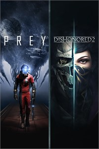 Carátula del juego Prey + Dishonored 2 Bundle
