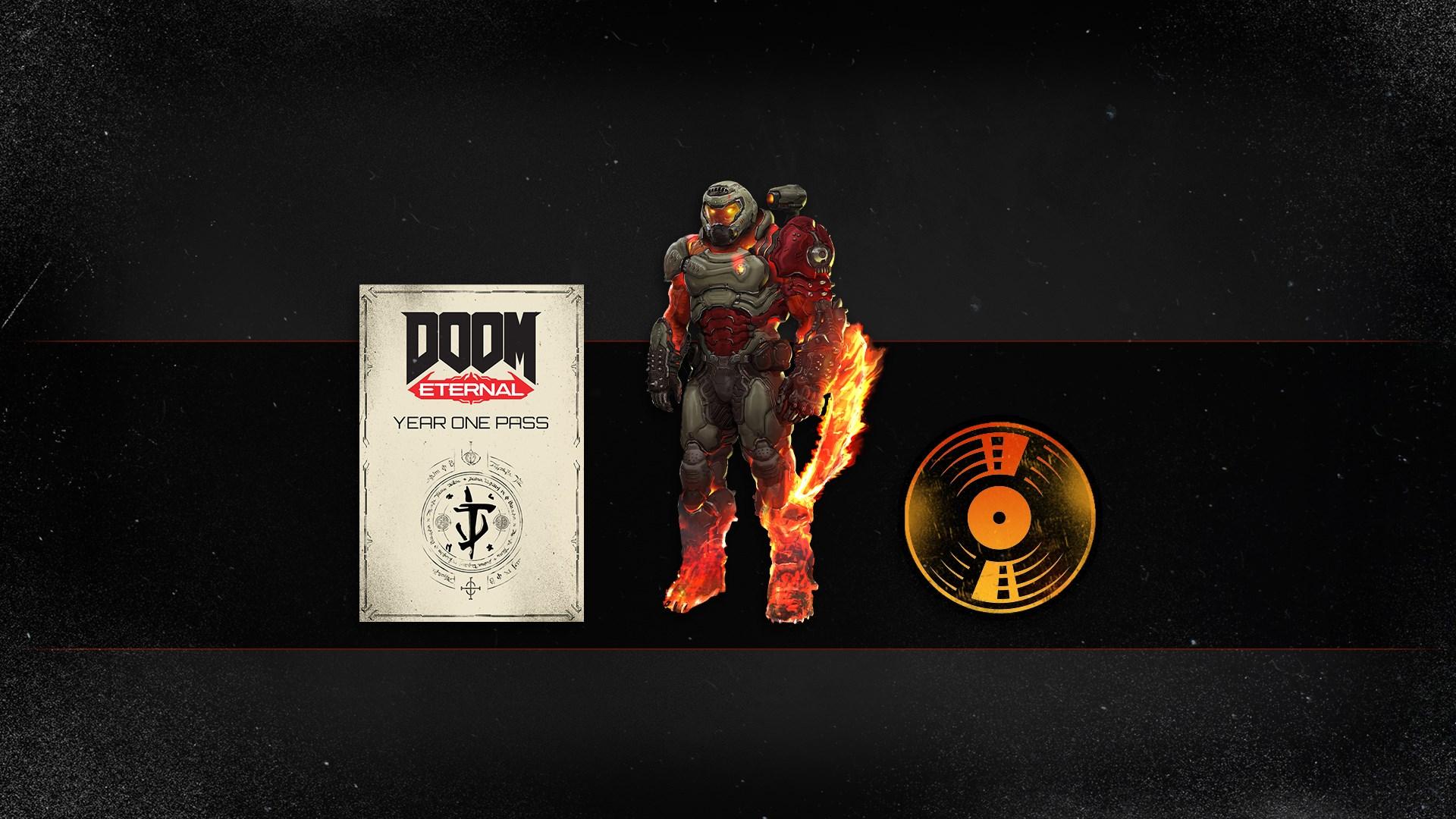 DOOM Eternal - Deluxe Edition Content (PC)