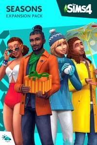 Carátula del juego The Sims 4 Seasons