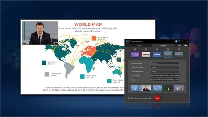 Buy Screen Recorder 4 - Microsoft Store en-IS