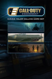 Call of Duty®: Black Ops III - C.O.D.E. Valor Calling Cards