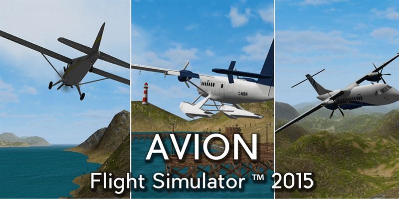 Get Avion Flight Simulator ™ 2015 - Microsoft Store en-ZA