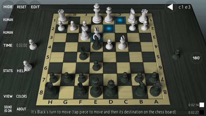 3d chess game software free download