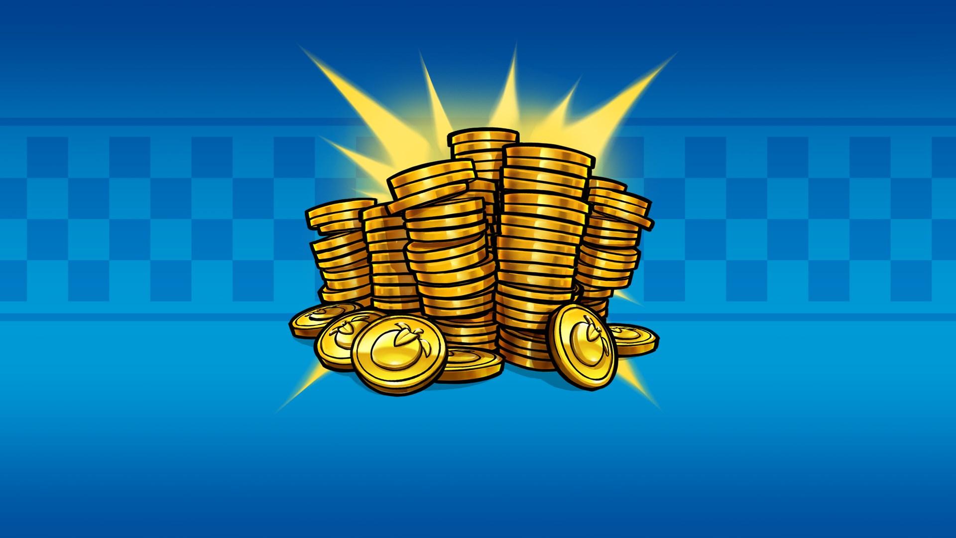 Crash™ Team Racing Nitro-Fueled - 5000 (+250) Wumpa Coins