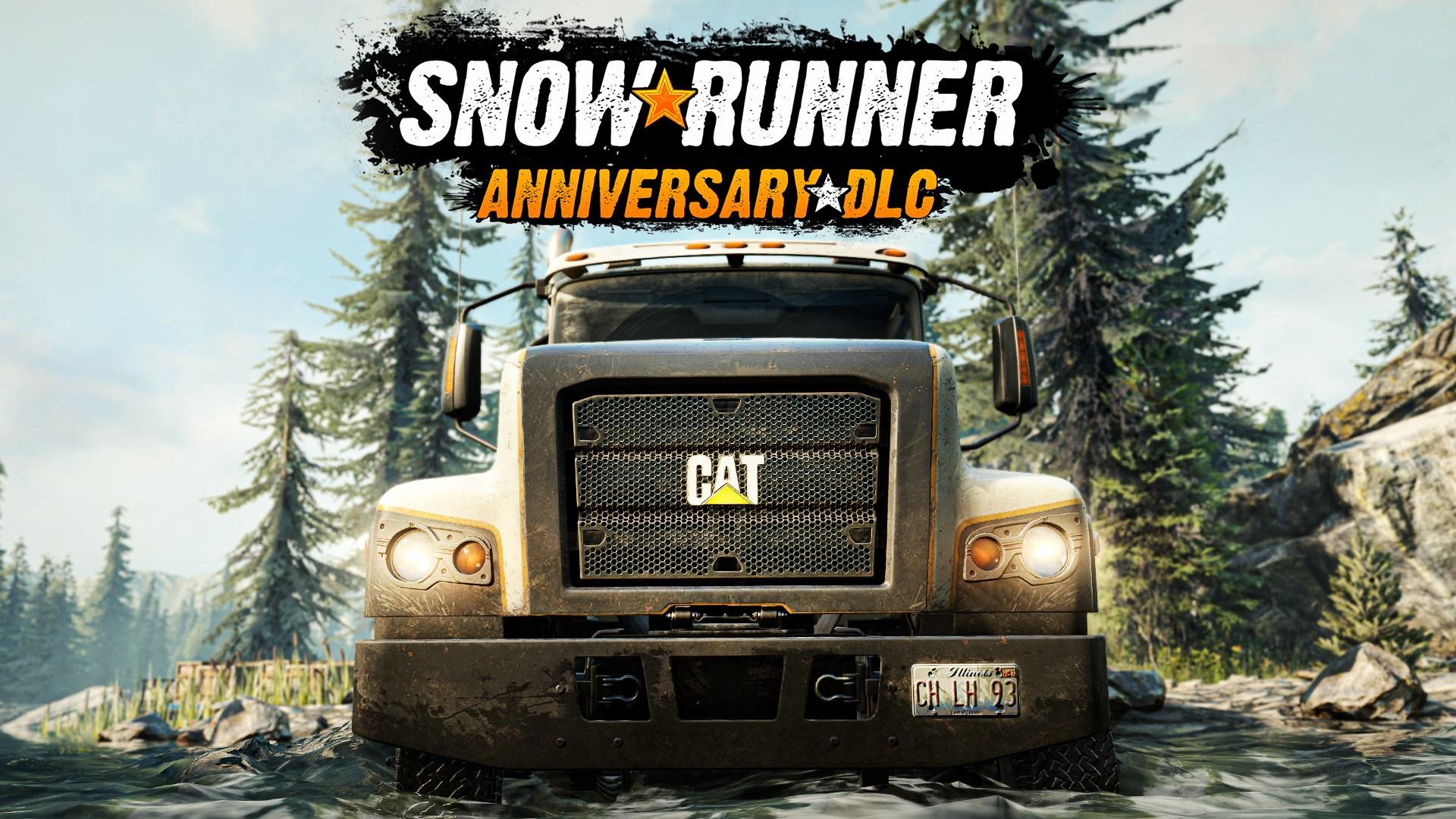 Скриншот №7 к SnowRunner - Anniversary DLC