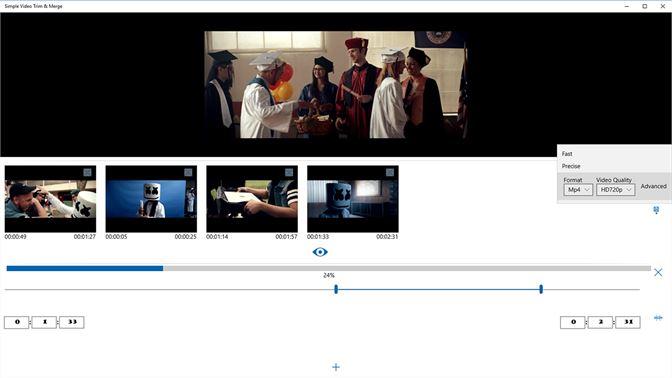 video clip splitter freeware
