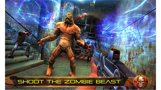 Infected House: Zombie Shooter screenshot 4