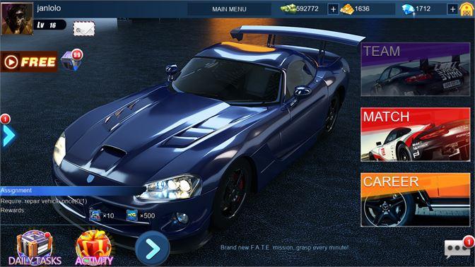 Get Racing Club - Microsoft Store