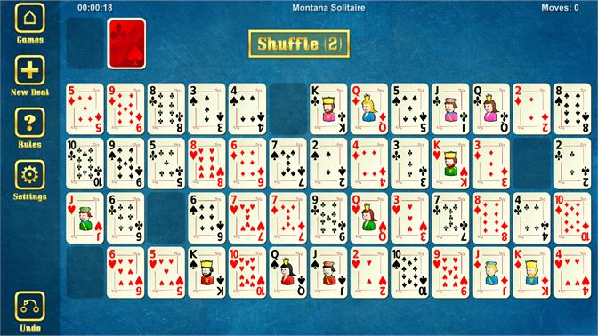 Get Montana Solitaire - Microsoft Store