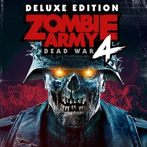 Zombie Army 4: Dead War Deluxe Edition Pre-order Bundle Xbox One