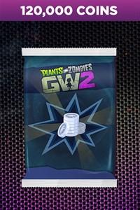Plants vs. Zombies™ Garden Warfare 2: Pacote de 120.000 Moedas Modestas