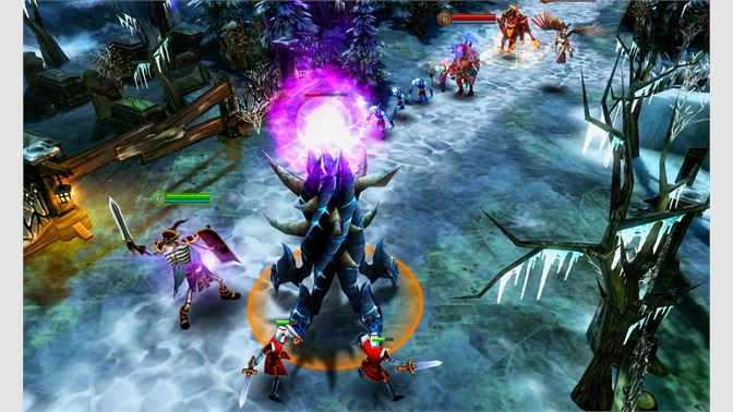 Discover Addictive Battles In The First MOBA On Windows A Unique Game