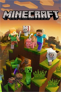 Carátula para el juego Minecraft Master Collection de Xbox One