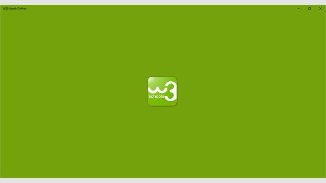 Get W3schools Tutorial - Microsoft Store en-IN