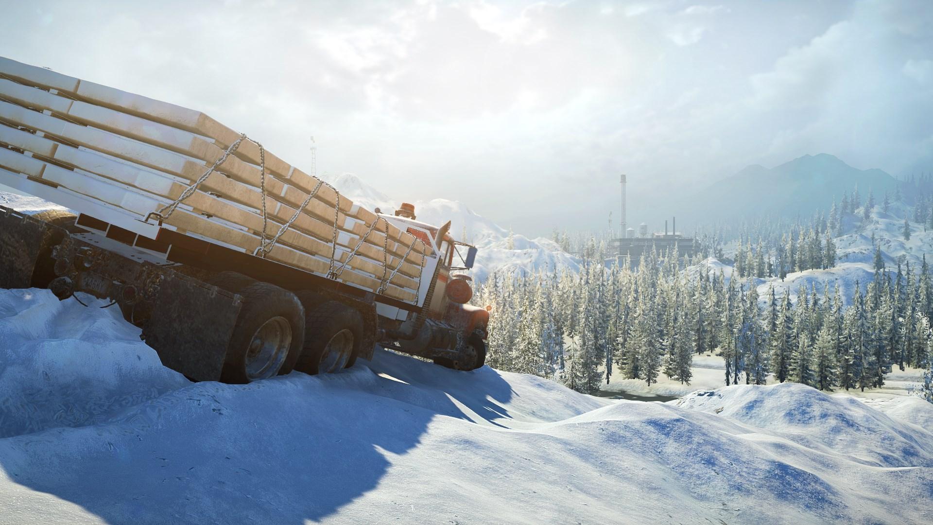 Скриншот №3 к SnowRunner