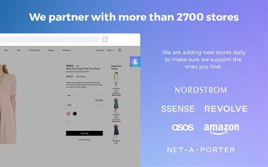 Shoptagr - Your Personal Shopping Assistant screenshot 3