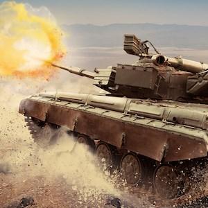 Tank Attack Gunner War