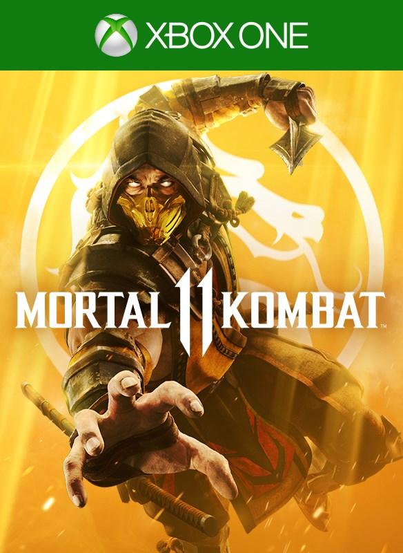 Скриншот №5 к Mortal Kombat 11