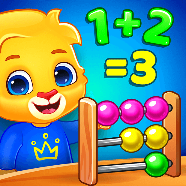 Number Kids - Counting Numbers & Math Games Number Kids - Counting Numbers & Math Games