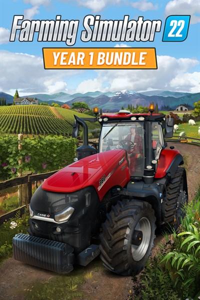Farming Simulator 22 - YEAR 1 Bundle