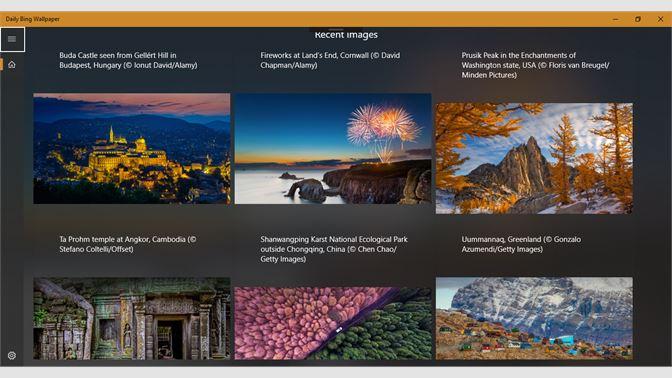 Get Daily Desktop Wallpaper Microsoft Store