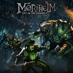 Mordheim: City of the Damned Logo