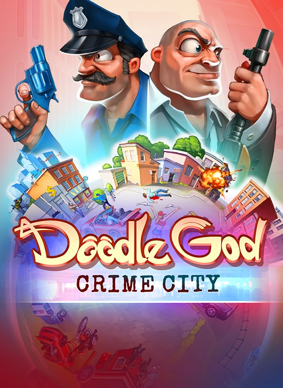 Doodle God: Crime City boxshot