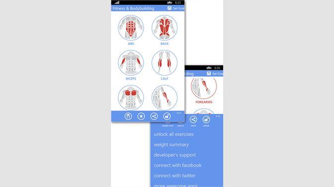 Get Fitness & Bodybuilding - Microsoft Store