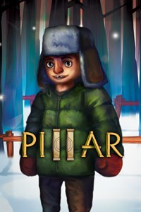 Carátula para el juego Pillar by Michael Hicks and Gon�alo Antunes de Xbox One