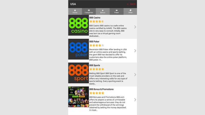 Get 888 Casino Poker Mobile Guide Microsoft Store