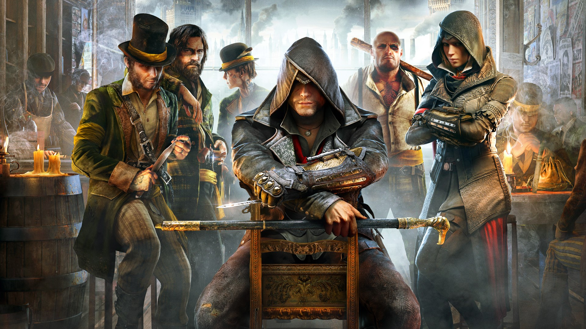 Buy Assassin S Creed Syndicate Microsoft Store En In