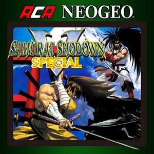 ACA NEOGEO SAMURAI SHODOWN V SPECIAL Xbox One