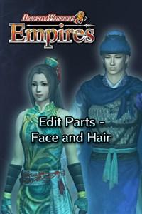 Carátula del juego Edit Parts - Face and Hair