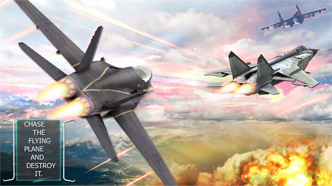Get Air Force Jet Fighter 3D - War Plane Combat Attack - Microsoft Store