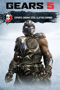 Esports Chrome Steel Clayton Carmine