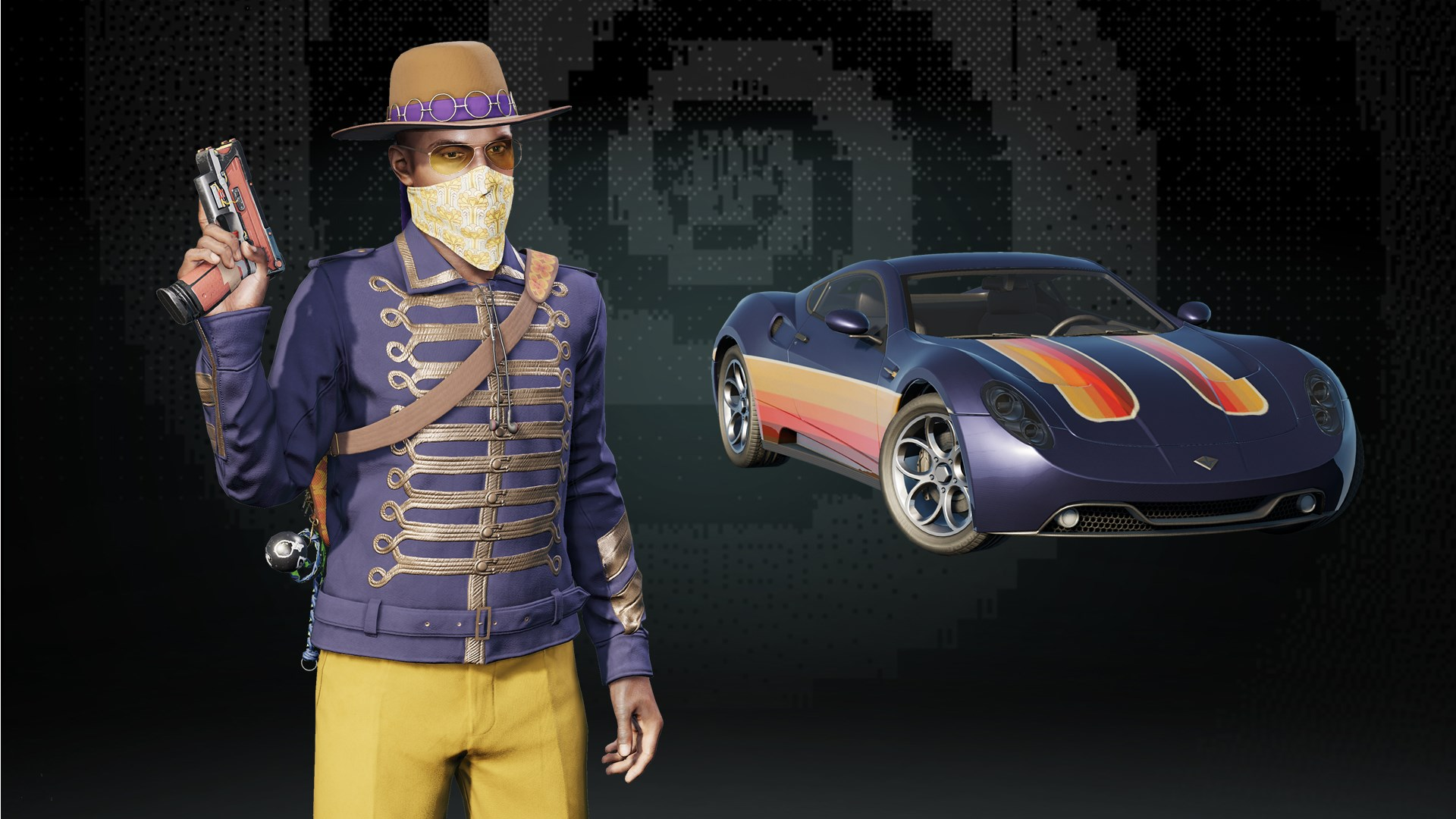 Watch Dogs®2 -VELVET COWBOY PACK