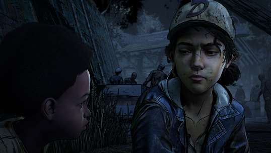 The Walking Dead: The Final Season screenshot 1