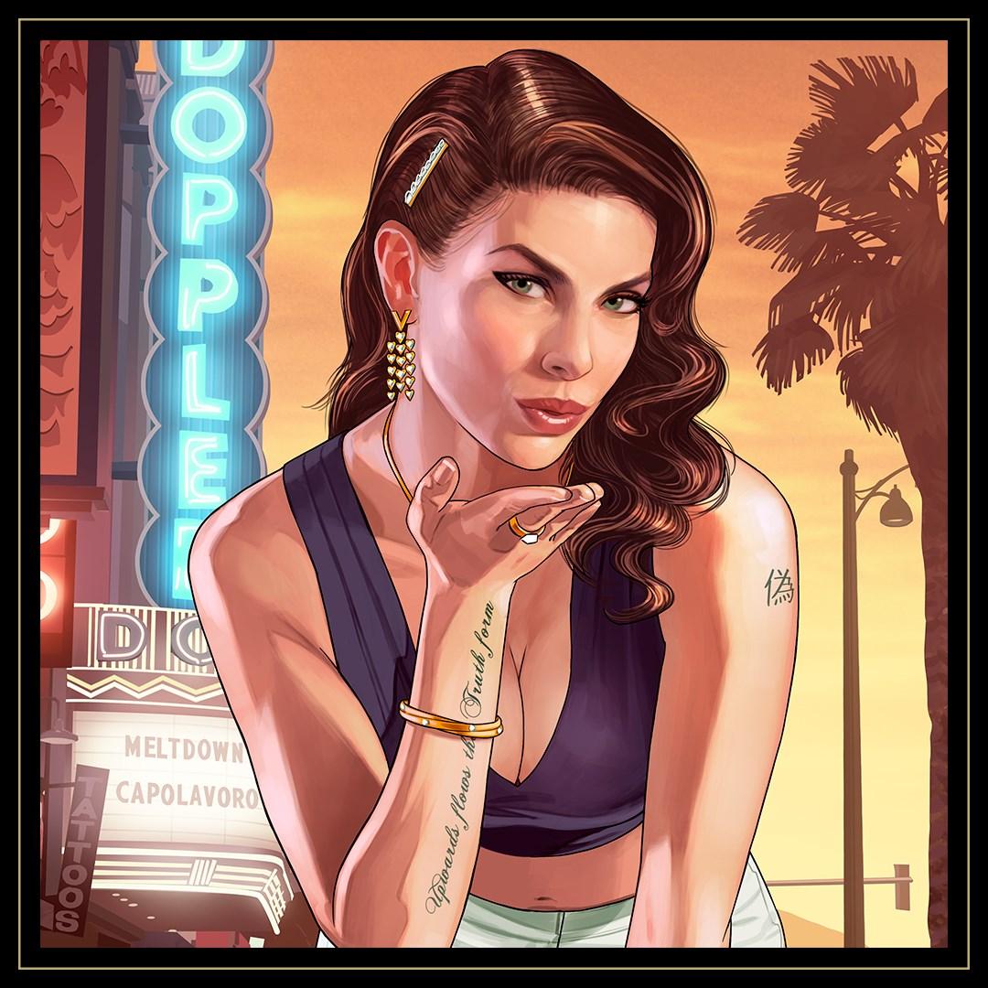Скриншот №5 к Grand Theft Auto V Premium Edition