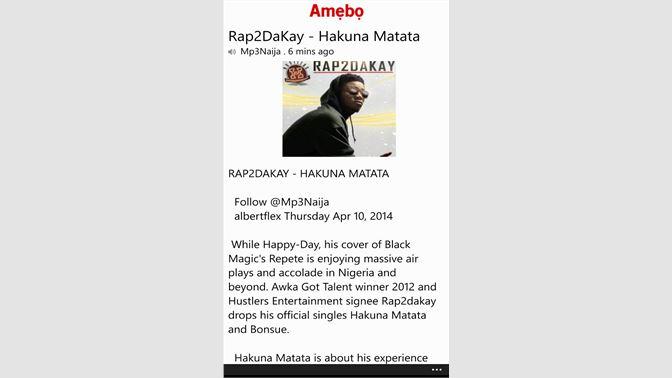 Get Amebo - News & Gist (Nigeria) - Microsoft Store en-NG