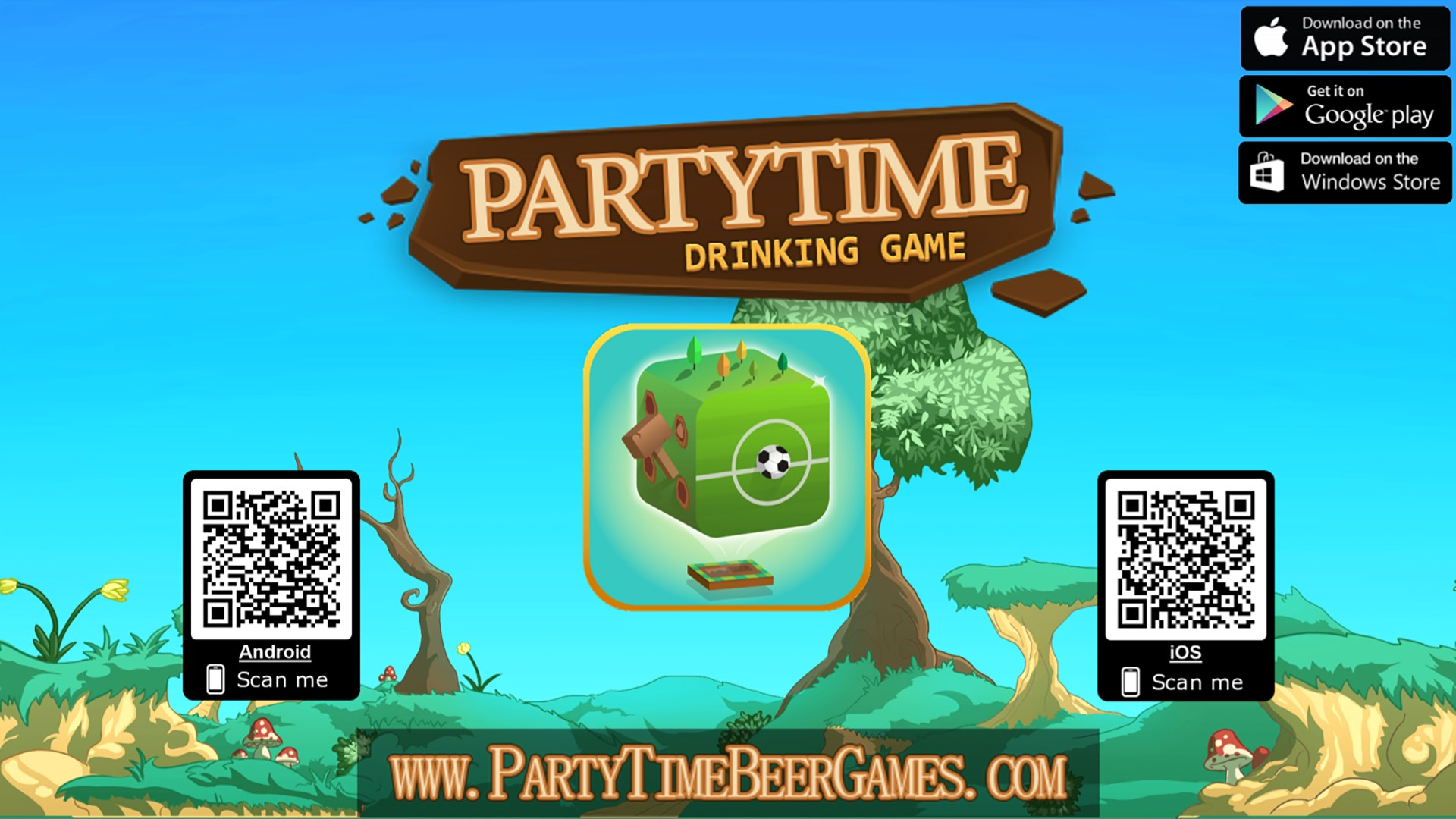 Get Party Time Drinking Game - Microsoft Store
