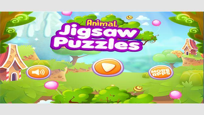 придбати Animal Jigsaw Puzzle For Kids Microsoft Store Uk Ua