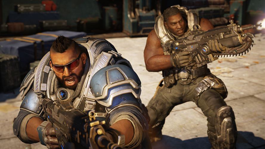 Gears 5 Ultimate Edition Screenshot