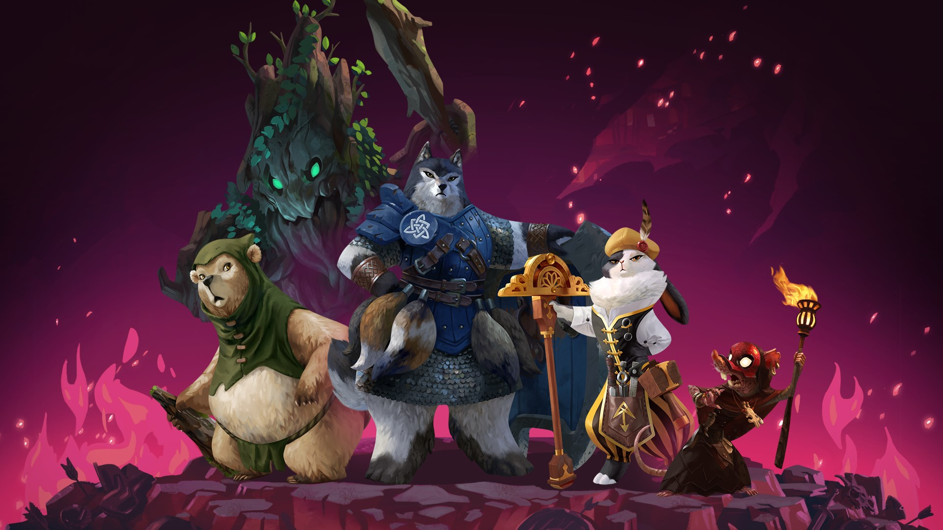 Armello - Usurpers Hero Pack