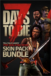 Carátula del juego 7 Days to Die - The Walking Dead Skin Pack Bundle