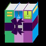 WinRar-Zip Logo