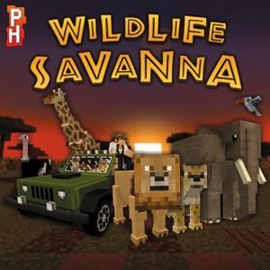 Wildlife: Savanna by PixelHeads
