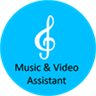 Music & Video Assistant