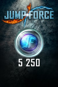 JUMP FORCE - 5,250 JF Medals