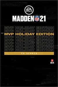 Madden NFL 21 MVP Holiday Edition Xbox One & Xbox Series X|S