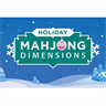 Holiday Mahjong Dimensions Classic